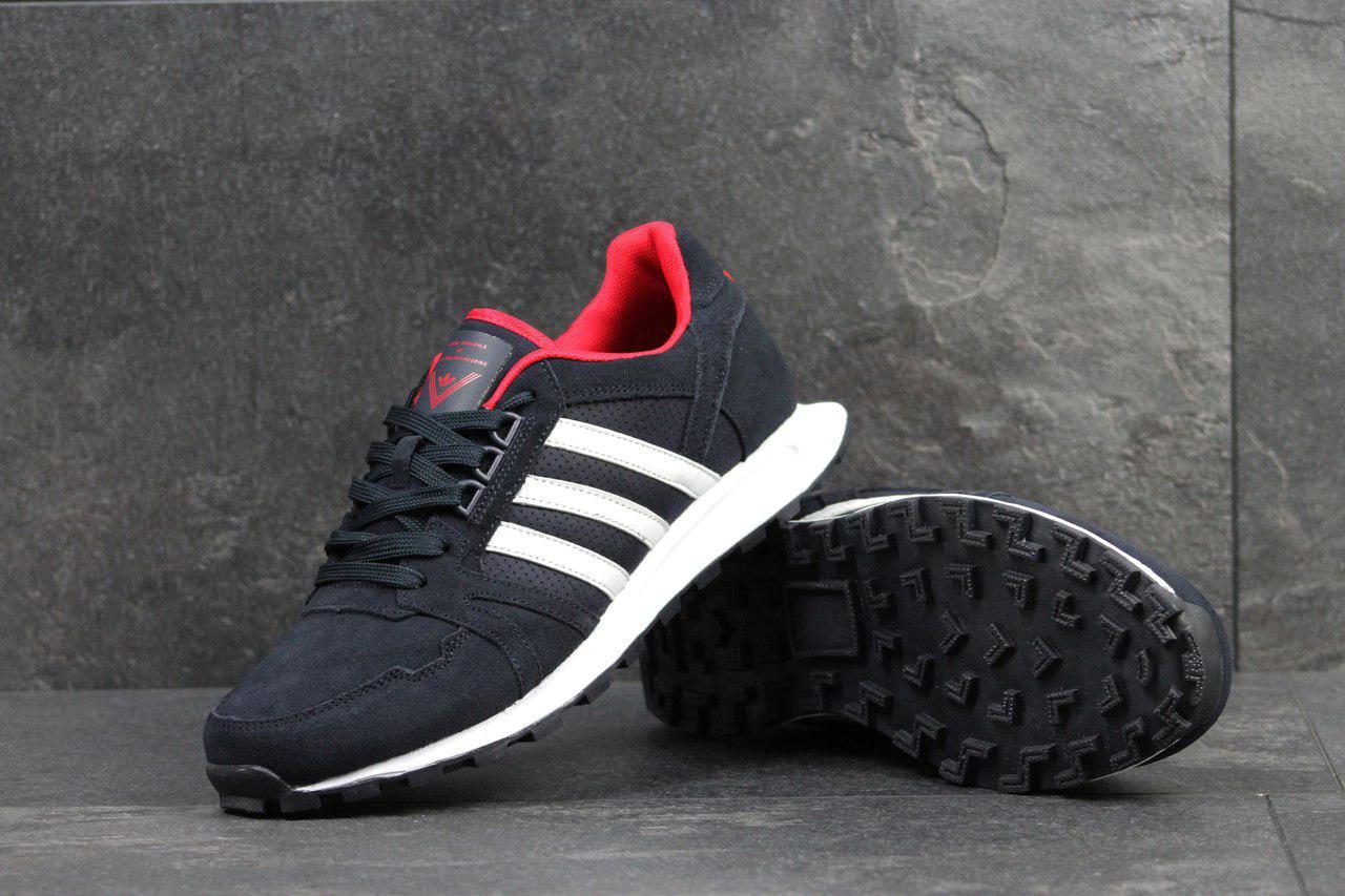 1671388a Я в шоке!™ | Кроссовки мужские Adidas Neo темно-синие 4305. Цена ...