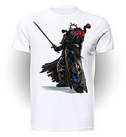 Футболка GeekLand Вархаммер Warhammer Fallen angel WH.01.03