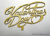 """Топпер  """" Valentines Day """""""