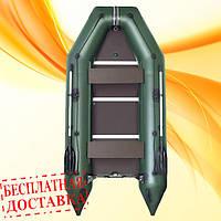 Моторная надувная лодка Kolibri КМ-330D
