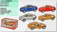 "Машина метал. ""Kinsmart"" ""Nissan Fairlady 350Z"" в кор. 16*8,5*7,5см (96 шт./4)"