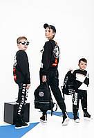 Детские брюки спортивные на флисе Manan