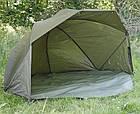 Палатка-зонт карповая ELKO 60IN OVAL BROLLY Ranger   , фото 2