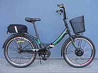 Электровелосипед складной Smart Десна 24″ 48V 500W