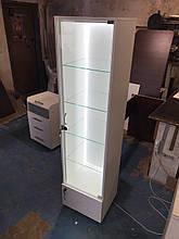 Шкаф, витрина, стеллаж с подсветкой