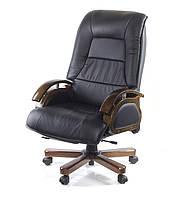 Кресло АКЛАС Босс чёрный