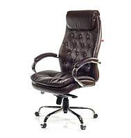 Кресло АКЛАС Лацио коричневый