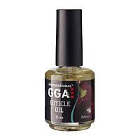 Масло для кутикулы GGA Professional Вишня 15 мл.