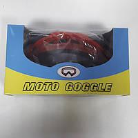 Очки MCN Gloss Red (Распродажа), фото 1