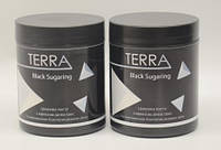 Средняя Черная Паста для Шугаринга Terra - 4 Medium 700 гр. 500 мл.