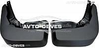 Брызговики оригинальные Audi A6 Allroad 2012-..., задние 2шт