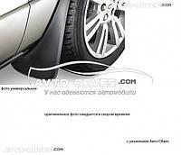Брызговики оригинальные Audi A6 Allroad 2012-..., передние 2шт