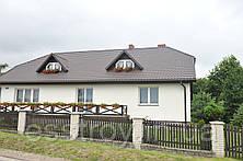 Металлочерепица  КРОН 350/400 глянец 0,5 Польша, Германия, фото 2