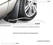 Брызговики оригинальные BMW X5 E53 1999-2006 с порогами, передние 2шт