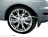 Брызговики оригинальные Форд Фиеста hb 2007-.. задние, кт. 2 шт