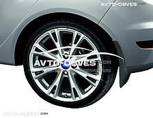 Брызговики оригинальные Ford Fiesta hb 2007-.. задние, кт. 2 шт