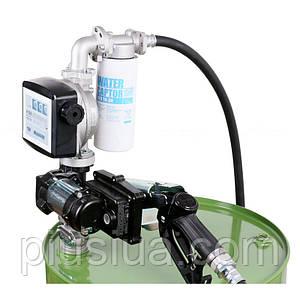 Насос для бочек PIUSI DRUM EX50 12V DC K33 ATEX + авт. пистолет + кабель
