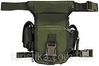 Набедренная сумка MFH Hip Bag 30701B
