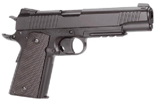 Пістолет KWC Colt 40 KM