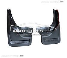 Брызговики оригинальные Mercedes-Benz GLE 166 2014-..., задние кт. 2шт