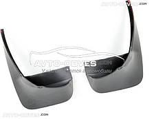 Брызговики оригинальные Mercedes-Benz S klass W221 2005-2012 задние, кт. 2 шт