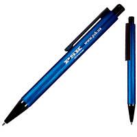 Ручка металлическая Bergamo под нанесение логотипа лазерной гравировкой, 7 цветов, фото 1