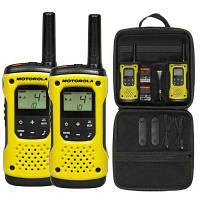 Портативная рация Motorola TLKR T92 H2O Yellow