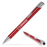 Ручки металеві Cosko (12 кольорів), від VivaPen, Польща під нанесення логотипу