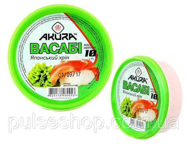 Васаби Akura сухой 10 г