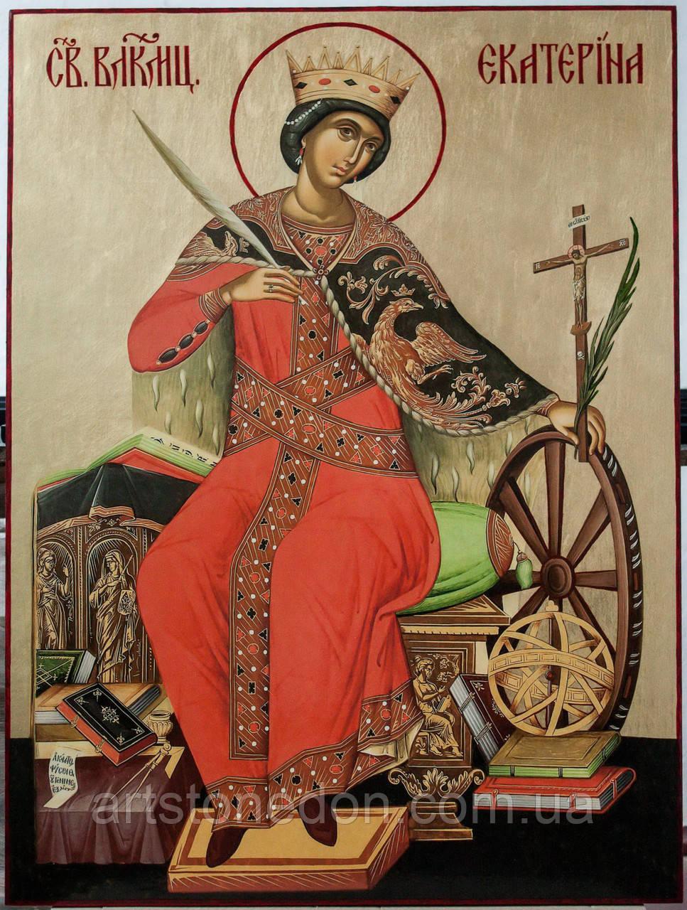 Храмова ікона Свята Катерина
