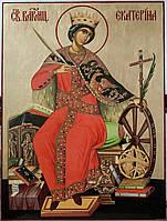 Икона храмовая Святая Екатерина