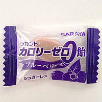 Японская конфетка с экстрактом черники