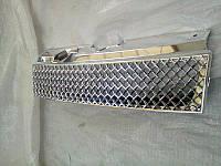 Решетка радиатора ВАЗ 2110-11-12 тюнинг Хром (аналог Маретти)