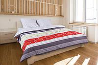 Комплект постельного белья двуспальный евростандарт Колорит Аперкот Premium