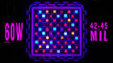 Фитолампа GrowStar 50W 7 Band Spectrum . Grow LED Lamp 50W ., фото 8