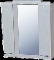 Зеркало Мойдодыр Аква СШ-80x80