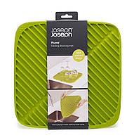 Коврик-сушилка резиновый Joseph Joseph зеленый 85086