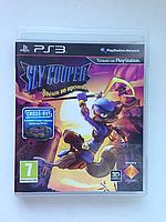 Видео игра Sly Cooper: Прыжок во времени (PS3) pyc.