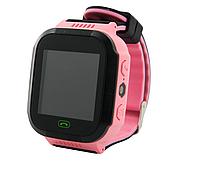 Детские смарт-часы q520 (Розовые) 1487, фото 1