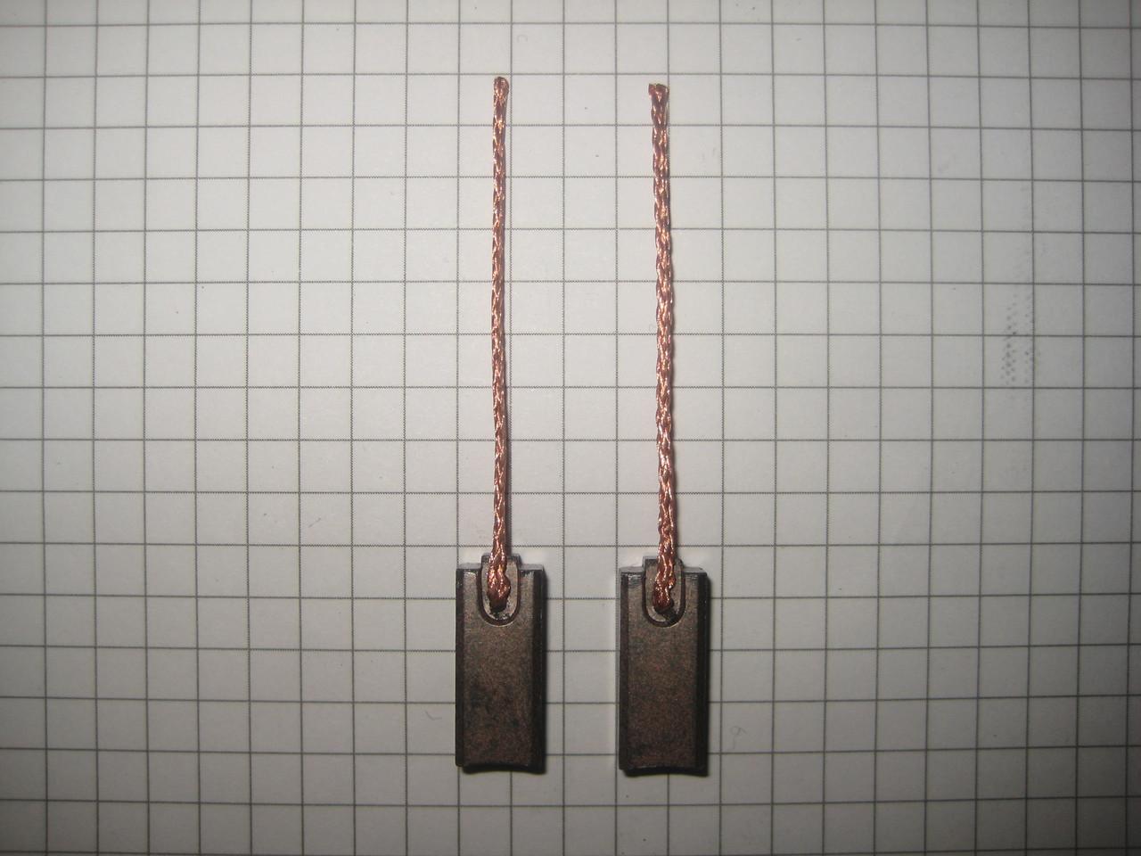 Щетки генератора BX202 AS 5*8*19