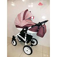 """Детская универсальная  коляска 2 в 1 """"Michelle"""" ВЕЛЮР (есть разновидность расцветок), фото 1"""