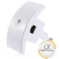 Репитер WiFi WR01 точка доступа 300 Мбит/с white