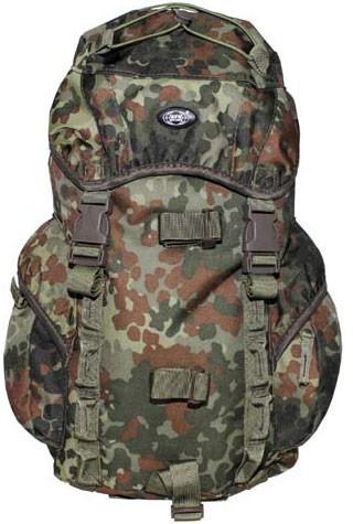Рюкзак тактический 15л MFH Recon I камуфляж флектарн  30345V