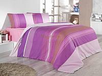 Красивое постельное бельё евро размера NIL SV18