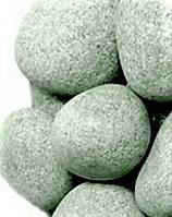 Жадеит шлифованный средний 10 кг для бани и сауны