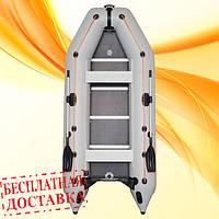 Килевая фирменная лодка Kolibri КМ-360D