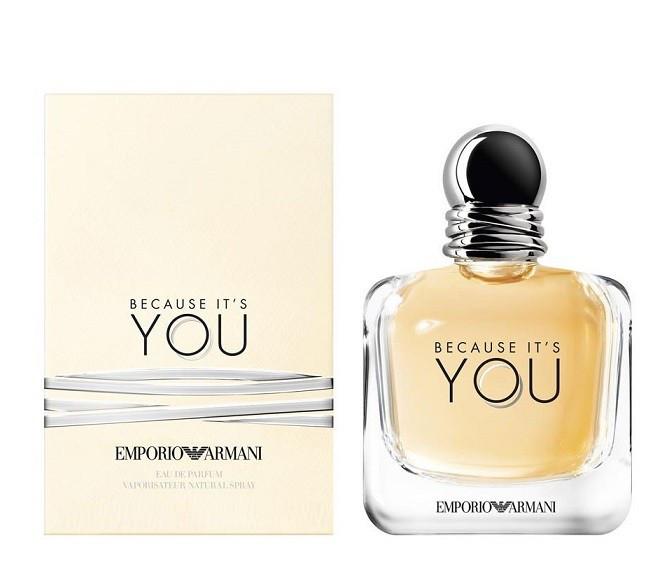 Жіноча туалетна вода Giorgio Armani Emporio Armani Because it's You