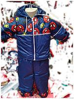 Демисезонный костюм Спайдермен для мальчика 1,2 года