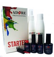 Базовый стартовый набор гель-лаков Adore