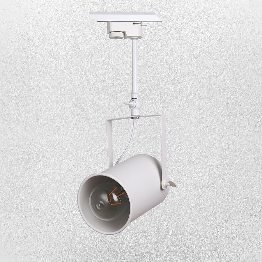 Прожектор трековый   лофт   52-1208В-1 WH (трек)
